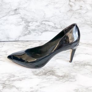 Ted Baker Izibela Black Patent Leather Heels
